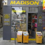 Madison - TOURS